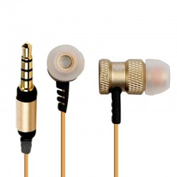 Tai nghe Sades Wing SA-609 (Gaming Earphone- Golden)