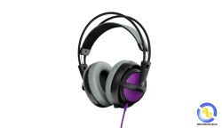 Tai nghe SteelSeries Siberia 200 Sakura Purple