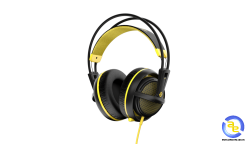 Tai nghe SteelSeries Siberia 200 Proton Yellow