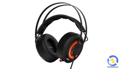 Tai nghe SteelSeries Siberia 650 Black