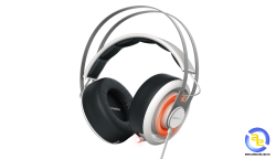 Tai nghe SteelSeries Siberia 650 White