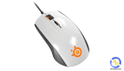Chuột SteelSeries Rival 100 White