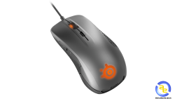 Chuột SteelSeries Rival 300 Silver