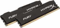 Ram Kingston 16G 18660MHZ DDR3 CL10 Dimm (kit of 2) HyperX Fury Black HX318C10FBK2/16