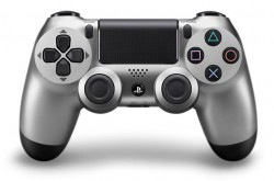 Tay bấm game Sony PS4 DUALSHOCK 4 Silver