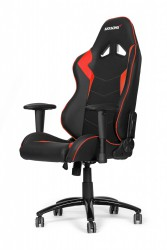 Ghế game AKRacing OCTANE GAMING SERIES - K702B Red