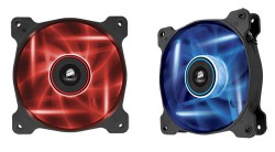 Fan case Corsair Air Series AF120 LED (White/Blue/Red) Quiet Edition High Airflow 120mm Fan