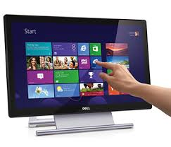 Màn hình Dell S2240T LED 21.5 inch Touch-Screen