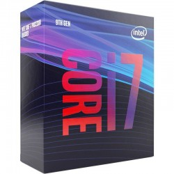 CPU Intel Core i7-9700K (3.6GHz turbo up to 4.9GHz, 8 nhân 8 luồng, 12MB Cache, 95W) - LGA 1151