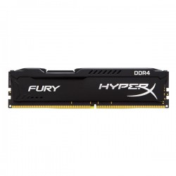 Ram Kingston HyperX Fury 8GB (1x8GB) DDR4 Bus 2666Mhz Black