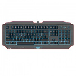 Bàn phím gaming Newmen GM100 Gaming - Led 7 mầu