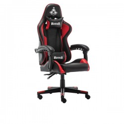 Ghế WARRIOR GAMING CHAIR - Crusader Series - WGC102 - Black/Red