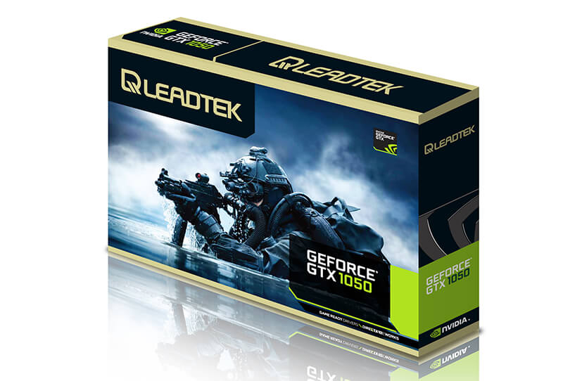 VGA Leadtek GeForce® GTX 1050 2GB GDDR5