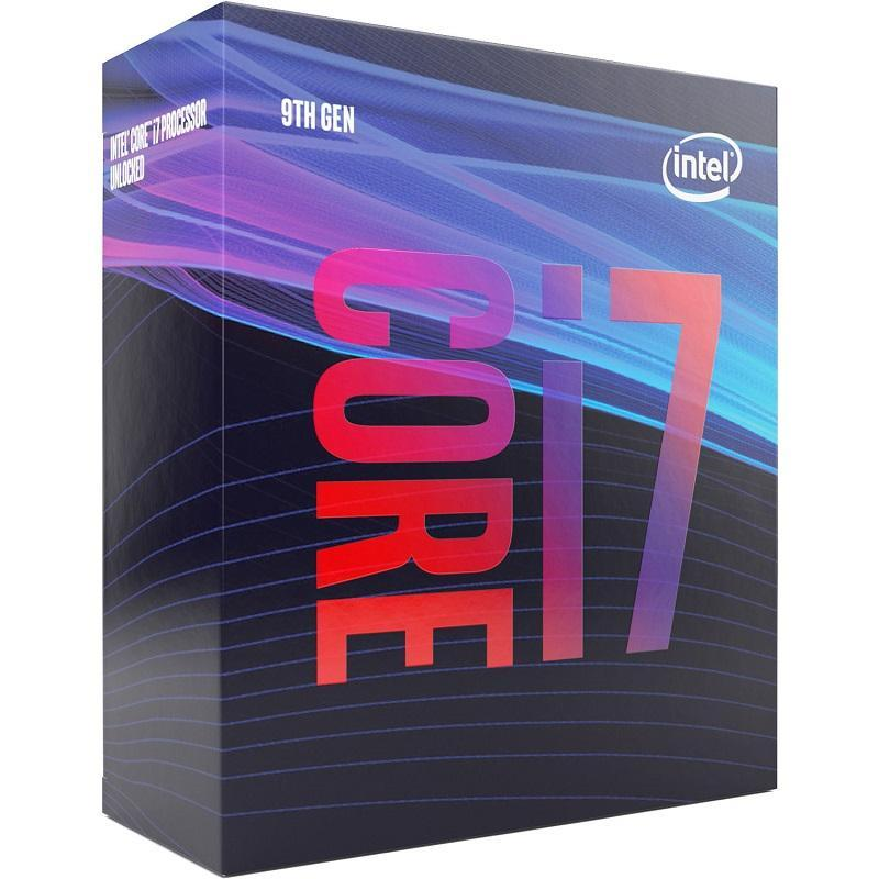 CPU Intel Core i7-9700 (3.0GHz turbo up to 4.7Ghz, 8 nhân 8 luồng, 12MB Cache, 65W) - LGA 1151